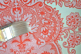 Reusable Wallpaper by How To Create Fabric Wallpaper So You Think You U0027re Crafty