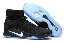 Nike Basketball Shoes nike hyperdunk 2016 flyknit basketball shoes black white 7notrump