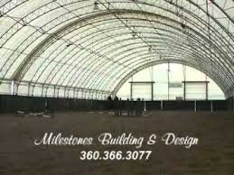 Fabric Buildings Equestrian Dressage Indoor Riding Arena Stables