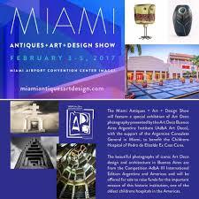 miami antiques art u0026 design show home facebook