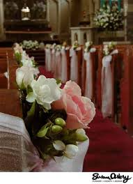 church pew decorations brides helping brides church pew decorations liweddings