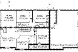 home plans with basements 14 open floor plan homes basements unfinished basement ideas on a