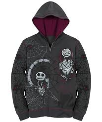 skellington fleece hoodies fleece hoodie and skellington