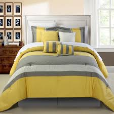 yellow and grey home decor awesome yellow and grey comforter sets 55 for your home decor