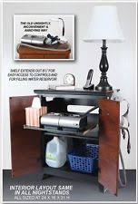 Cpap Nightstand Cpap Stand Bipap Machine Supplies Sleep Apnea Equipment Nightstand