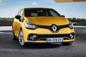 renault sport interior renaultsport clio rs gets more lightbulbs and a fancy exhaust for