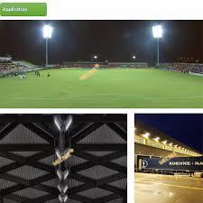 led ball field lighting 500w 550w led volleyball court flood lights squash court lighting