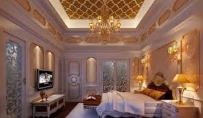 luxurious bedroom interior decoration picture interior design