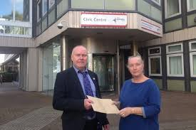Challenge Unsafe Coatbridge Locals Submit Petition To Challenge Unsafe Parking At