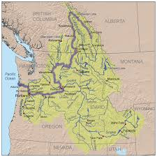 Cities In Oregon Map by Columbia Basin Wikipedia