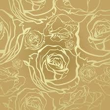 golden roses seamless golden roses stock vector illustration of floral 36551142
