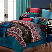 Teal And Purple Comforter Sets Red And Purple Bedding Galaxy Duvet Cover On On Sctrending Galaxy