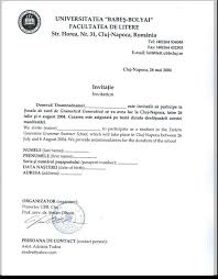 Uk Visa Letter Of Invitation Business Sle Invitation Letter For Uk Business Visa Application Choice