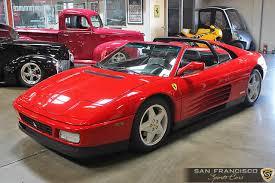 348 ts price 1992 348 ts san francisco sports cars