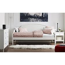 Daybed With Drawers Amazon Com Dorel Living Vivienne Daybed Twin White Kitchen
