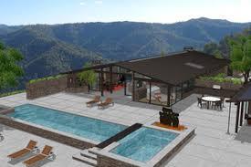 modern houses plans modern house plans houseplans