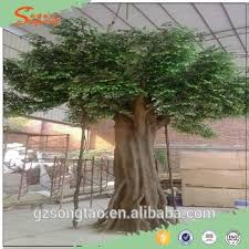 design large outdoor artificial trees big cheap artificial