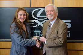 lexus richmond service lexus of richmond leadership award week 12 gwin sinnott lexus