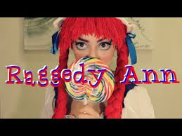 Raggedy Ann Andy Halloween Costumes Adults Raggedy Ann Inspired Makeup Transformation
