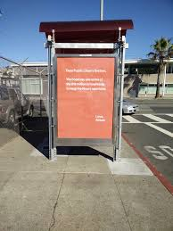 airbnb apologizes for passive aggressive ads on muni shelters