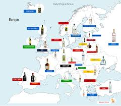 Map Of The Europe by All Eurographics Oneeurope