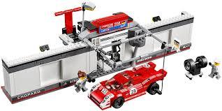 lego porsche lego u201eporsche 919 hybrid u201c ir u201e917k pit lane u201c 75876 varle lt