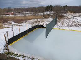 rink shade outdoor rink builder
