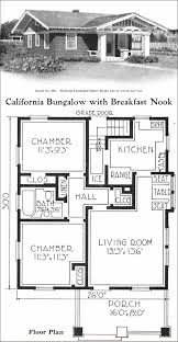 bungalow house plans americas home hahnow