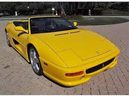 1998 f355 spider for sale 1998 f355 spider f1 supercars for sale