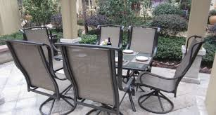 Black Metal Chairs Outdoor Dining Chair Stunning Courtyard With Outdoor Dining Room Also