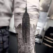 23 nyc skyline tattoos with meanings tattoos win