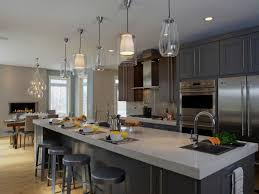home interior design kitchen island decor with lighting stylish