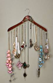 colored necklace display images Large bracelet holder asymmetrical jewelry organizer jewelry jpg