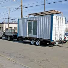 Tiny Container Homes Boxouse Deluxe Tiny Container Home Dwell Boxes
