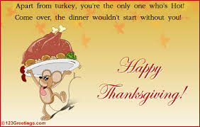 spicy thanksgiving invite free dinner ecards greeting cards