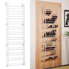 over the door shoe rack ebay