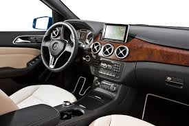 mercedes b class electric 2014 mercedes b class electric drive review automobile magazine