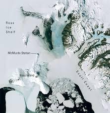 Ucsd Maps Antarctic Maps Ice Shelf Vibrations