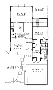 home plan modern family home startribune com
