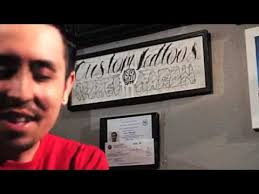 atom bomb studio las cruces best tattoo shop las cruces youtube