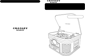 Crosley Radio Parts Crosley Radio Stereo System Cr247 User Guide Manualsonline Com