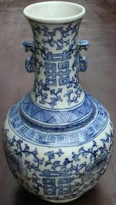 Blue And White Ceramic Vase Online Museum Of Fakes Authentication Of Chinese Ceramics