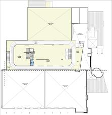 floor plans montrose recreation district