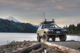 1999 subaru forester off road adventuremobile subaru