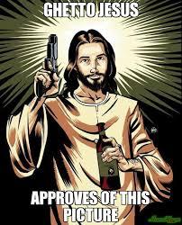 Baby Jesus Meme - ghetto jesus approves of this picture meme ghetto jesus 2663
