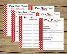 free printable disney character autograph pages perfect for