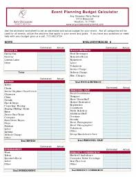 Free Download Budget Template Formats Charts Pdf Word Excel Event Event Budget Template Excel