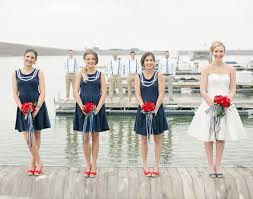 nautical weddings 55 ways to get a nautical on your wedding day brit co