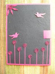 File Cover Design Handmade | vishesh collections handmade by deepti quilled file folder
