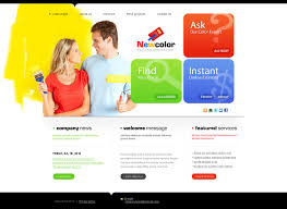 painting company website template 26446